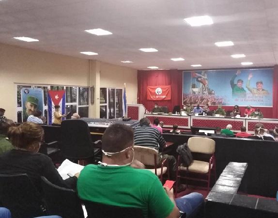 Vigilancia epidemiológica, ahorro energético y producción de alimentos, asuntos priorizados en Camagüey