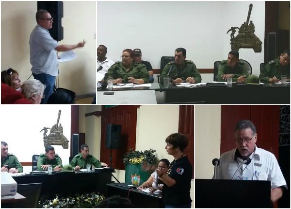 Puntualiza Consejo de Defensa Provincial en Camagüey medidas preventivas ante nuevo coronavirus