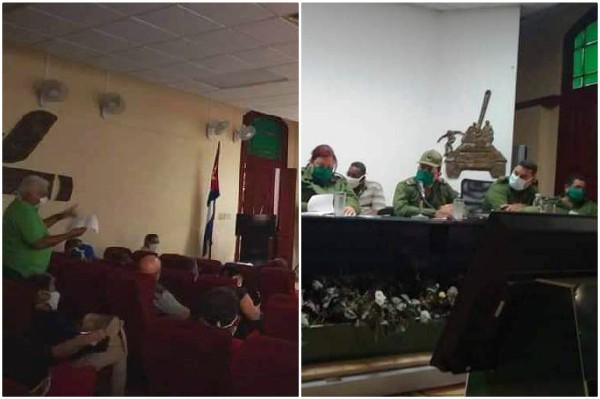 Chequea Consejo de Defensa en Camagüey tareas de enfrentamiento a la COVID-19