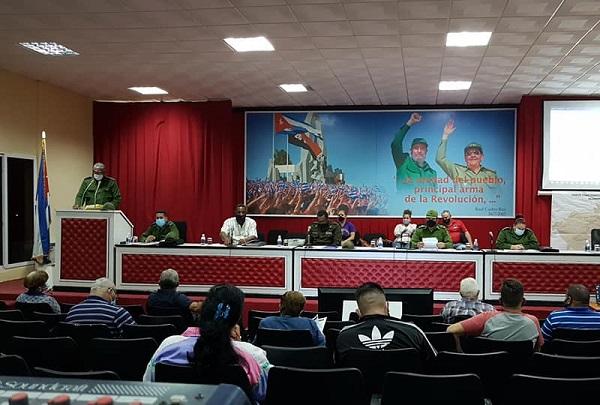 Adoptan rigurosas medidas en Camagüey ante complejo escenario epidemiológico
