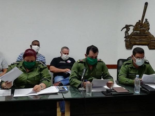 Le Conseil de la défense de Camagüey appelle à une main forte sur l'indiscipline