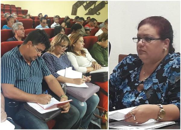 Temas económicos centran en Camagüey primera sesión del Consejo Provincial de Gobierno
