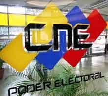 Obtuvo Chávez 95% de los votos escrutados, informa Consejo Nacional Electoral