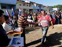Celebran Día del Constructor en Camagüey con la entrega de nuevas viviendas