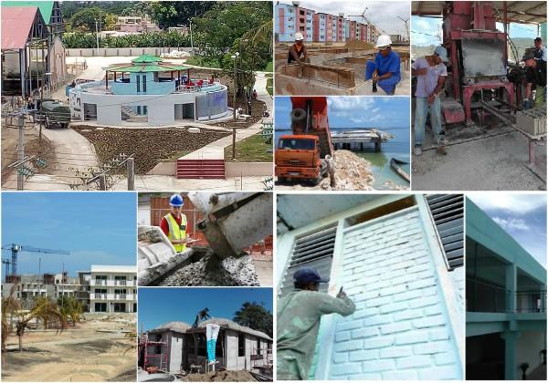 Presidente del Parlamento cubano felicita a constructores en su día