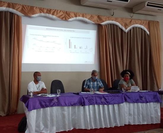 Trabaja COPEXTEL en Camagüey por una mayor autogestión
