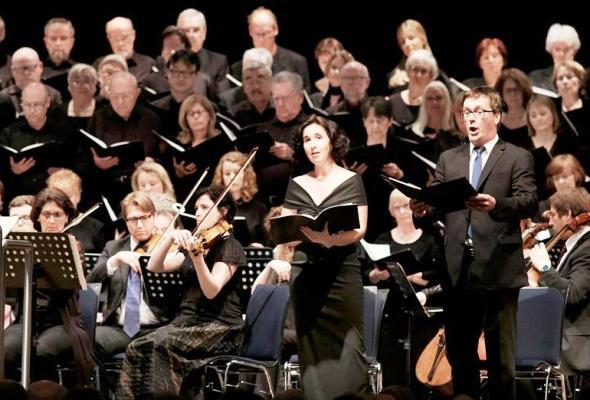 Coro alemán Konzertchor Ratingen compartirá escenario en Cuba