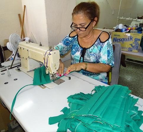 Realiza FMC en Camagüey acciones comunitarias para enfrentrar la Covid-19