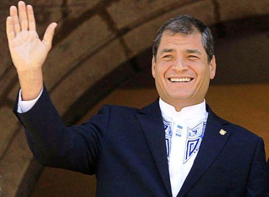 Rafael Correa recibirá en Cuba Orden José Martí