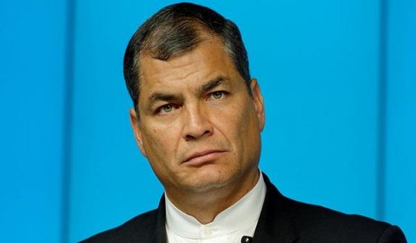 Exhorta Rafael Correa a detener violencia contra el pueblo ecuatoriano (+Video)