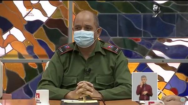 Informan medidas de reforzamiento contra la Covid-19 en la capital cubana (+Transmisión en vivo)