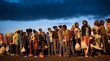 Más de un millón de inmigrantes arribaron a Europa en 2015