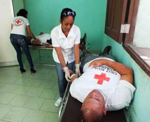 Solidaria jornada por el Día Mundial del Donante de Sangre en Camagüey