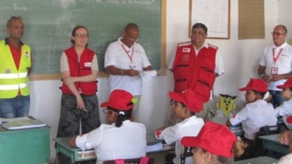 Cruz Roja Noruega considera positiva aplicación en Florida de proyecto comunitario ante desastres