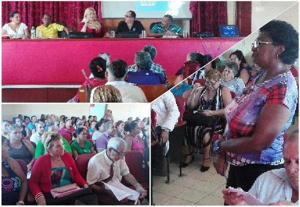 Work leaders role in socialist emulation addressed in Camagüey