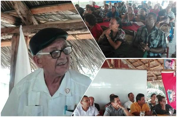 Comprometido movimiento obrero en Camagüey a defender la Revolución cubana (+ Post)