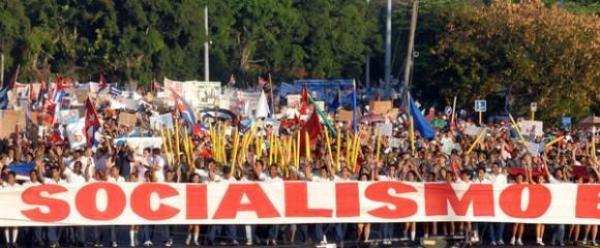 Cuba: Un 1ro de Mayo por la Historia, el presente y el futuro