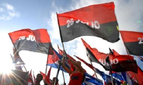 Cuba recibe muestras de solidaridad en Día de la Rebeldía Nacional
