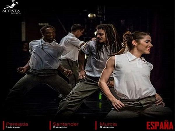 Inicia mañana gira de la compañía cubana Acosta Danza por ciudades españolas