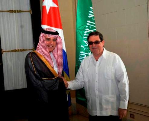 Cuba y Arabia Saudita impulsan nexos de cooperación bilateral