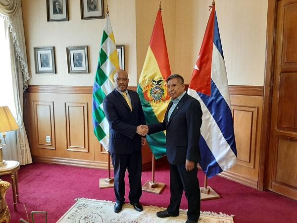 Cuba y Bolivia retoman el camino del entendimiento