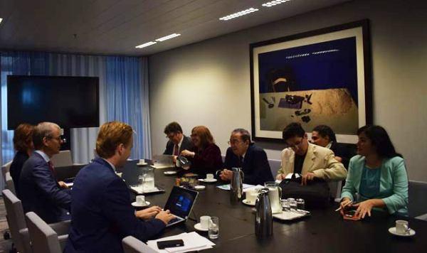 Dialoga Cuba en Países Bajos sobre proyectos para gestión de las aguas
