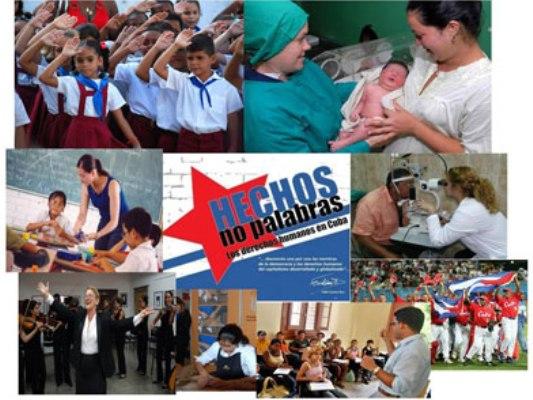 Sobresale Cuba por ratificar acuerdos en materia de derechos humanos