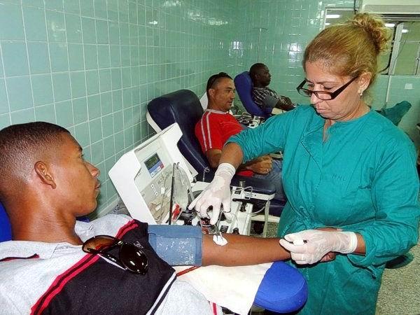Camagüey acogerá jornada nacional de homenaje al donante voluntario de sangre