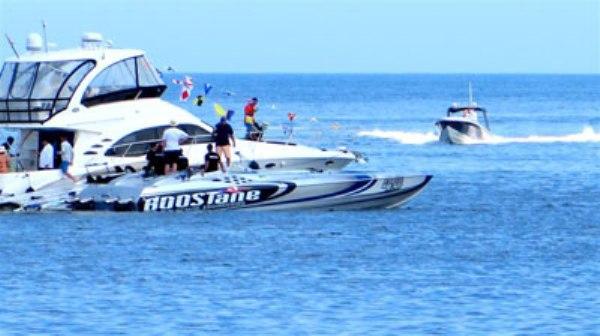 Lanchas rápidas estadounidenses llegan al litoral habanero