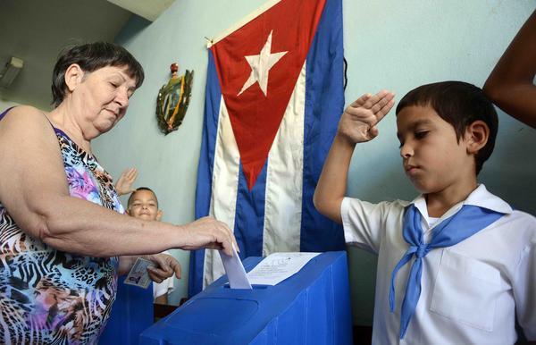 Cuba defendió su soberanía en las urnas este domingo