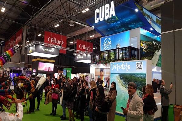 Cuba pospone Feria Internacional de Turismo FITUR 2020