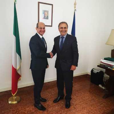 Cuba e Italia fortalecen diálogo político