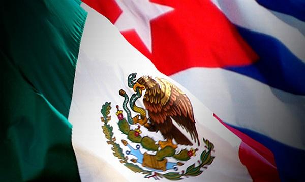 Reciben en México mensaje del Jefe de Defensa Civil de Cuba