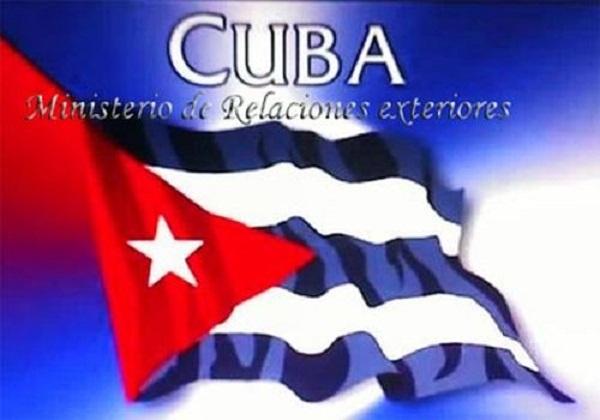 Expresa Canciller de Cuba manifiesta compromiso de quienes laboran en el MINREX