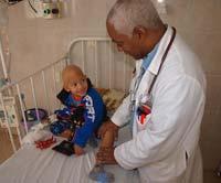 En Camagüey, mayor calidad de vida de niños con enfermedades oncológicas