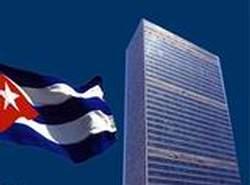 Cuba reprocha incumplimiento de compromisos para reconstruir a Haití