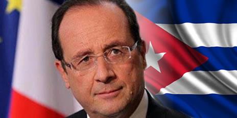 Cuba y Francia fortalecerán nexos durante visita de Hollande