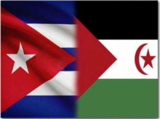 Protagoniza embajadora cubana primera presentación de Cartas Credenciales en territorios saharui liberados