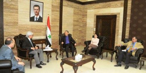 Siria y Cuba a favor de cooperación médica