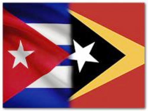 La Cultura, puente de hermandad entre Cuba y Timor Oriental