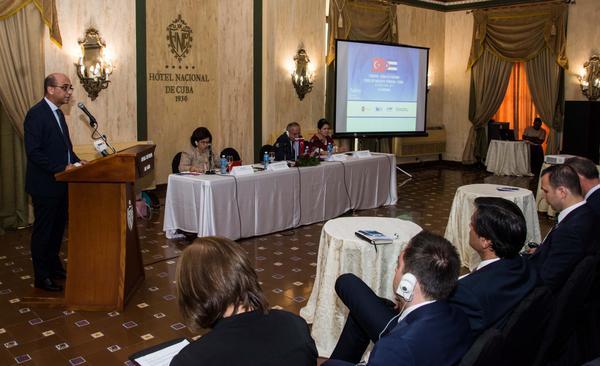 Cuba y Turquía exploran oportunidades de negocios