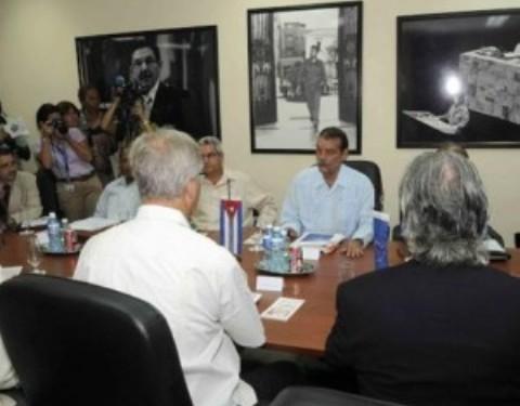 Cuba y Unión Europea hacia acuerdo marco bilateral