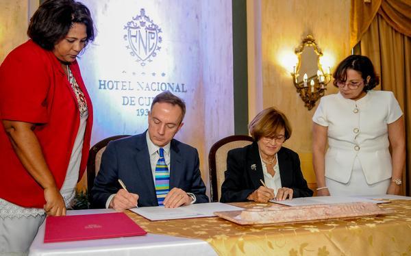 Educación Superior cubana y Universidad de Harvard promueven colaboración