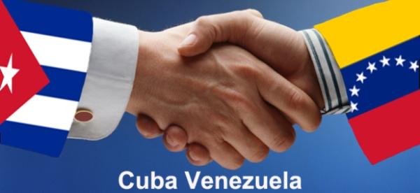 Venezuela se levanta con Cuba para todos los tiempos