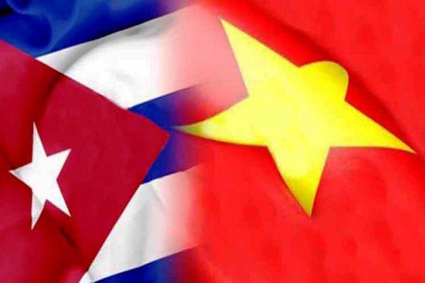 Impulsa Cuba mayor cooperación con Vietnam