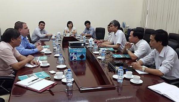 Cubanos y vietnamitas intercambian experiencias sobre Ciencias de los Materiales