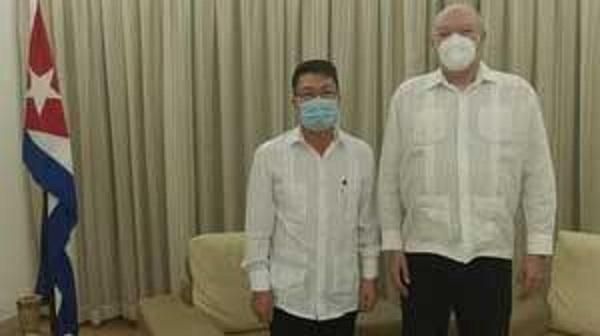 Refuerzan Cuba y Vietnam relaciones bilaterales