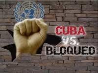 Denuncia Cuba afectaciones en sector de la salud debido al bloqueo estadounidense