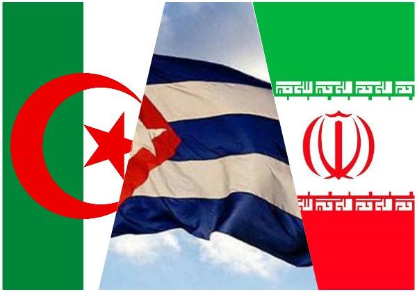 Cuba fortalecerá relaciones económicas con Argelia e Irán