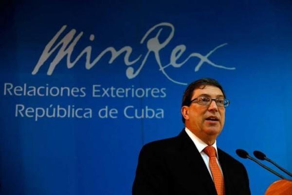 Cuba presenta hoy informe sobre bloqueo económico de Estados Unidos